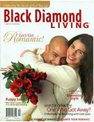 as seen in Black Diamond Living magazine...